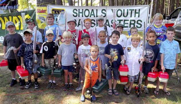 Shoals Youth Bassmasters