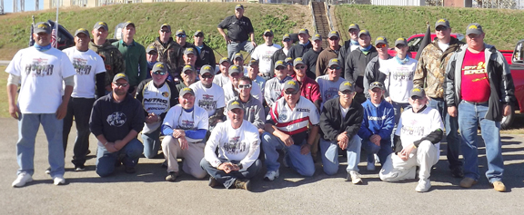 2013 SFN Operation HOOAH Soldiers and guides