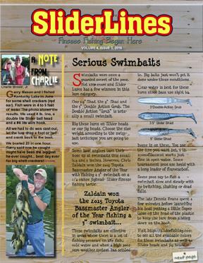 SliderLinesVOL4 Issue2 2016 graphic